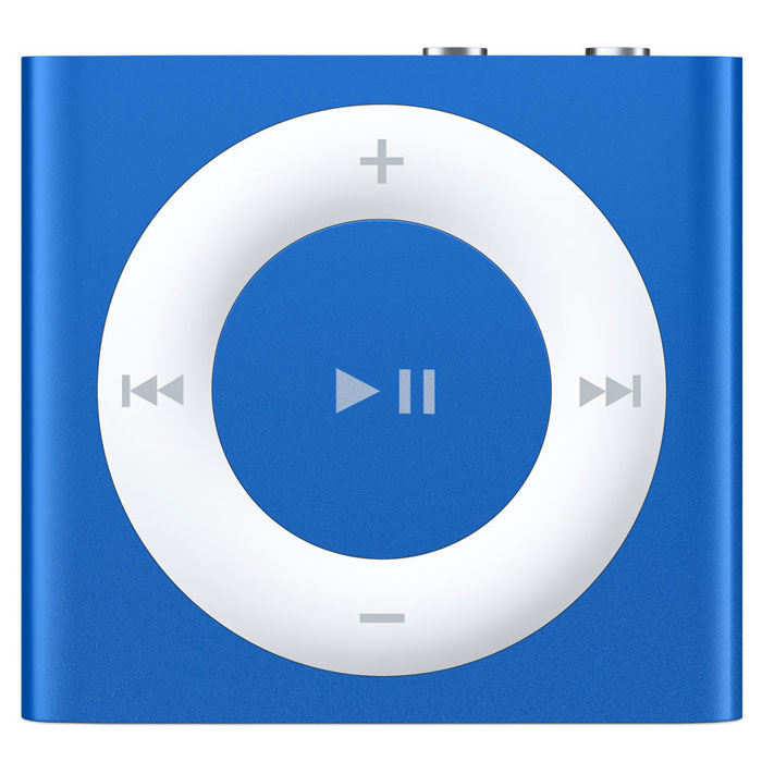 Apple iPod Shuffle 2 GB, Blue MP3-плеер
