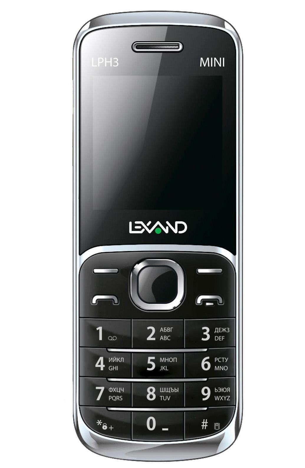 Lexand LPH3 Mini, Black