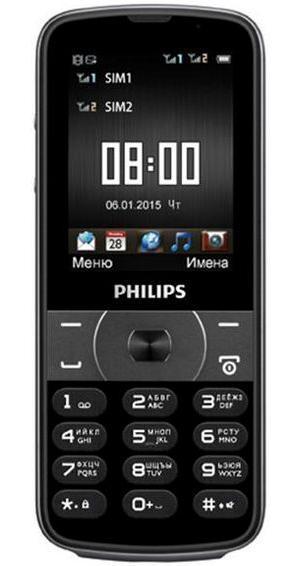 Philips E560, BlackE560В семействе телефонов Philips Xenium, отличающихся высокой продолжительностью работы без подзарядки, появился новый рекордсмен. Модель Philips Xenium E560 способна находиться вдали от электросети около 2,5 мес. Этот аппарат относится к категории простых сотовых телефонов, поэтому его характеристики оказались соответствующими. Устройство оборудовано 2,4-дюймовым IPS-экраном с разрешением 320 x 240 точек, 2-мегапиксельной камерой со вспышкой, слотом для сменных карт памяти microSD объемом до 32 Гбайт, 3,5-мм разъемом и поддержкой профиля Bluetooth A2DP, обеспечивающего подключение беспроводных наушников к трубке. Габариты изделия составляют 126,2 x 52 x 15,9 мм, масса — 138,5 грамма. В простом «мобильнике» установлен продвинутый аккумулятор — емкостью 3100 мА·ч. Полного заряда батареи, как утверждают разработчики, хватит на 73 дня работы телефона в режиме ожидания и на 39 часов в режиме разговора. Аппарат содержит два слота для SIM-карт.