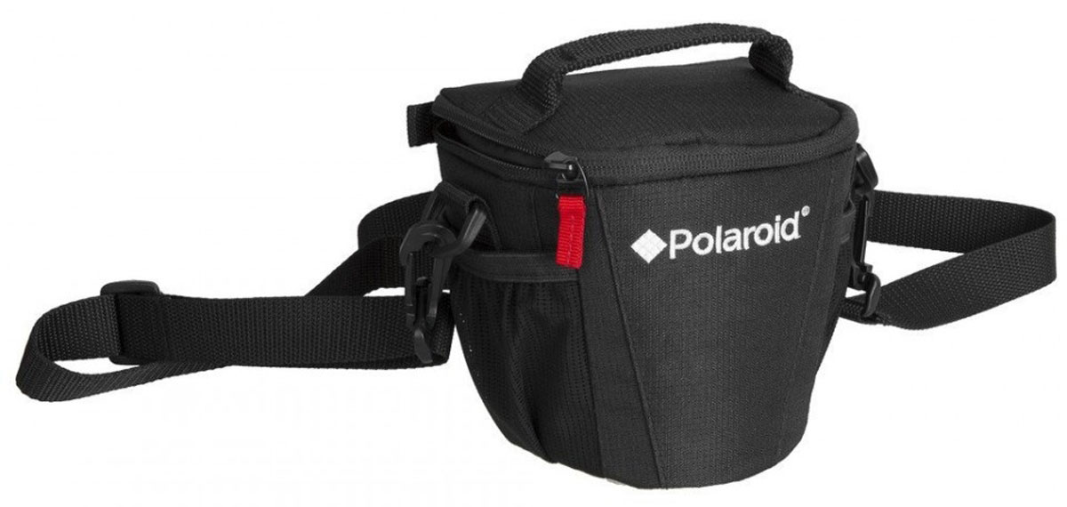 Polaroid JOZ 20 Compact Zoom Case сумка для фотокамерыPLJOZ20С сумкой для фотокамеры Polaroid JOZ 20 Compact Zoom Case вы сможете легко разместить фотоаппарат, не снимая при этом объектив. Регулируемые мягкие делители обеспечивают защиту от ударов, а удобный съемный плечевой ремень и ручка для переноски обеспечивает удобные варианты переноски.