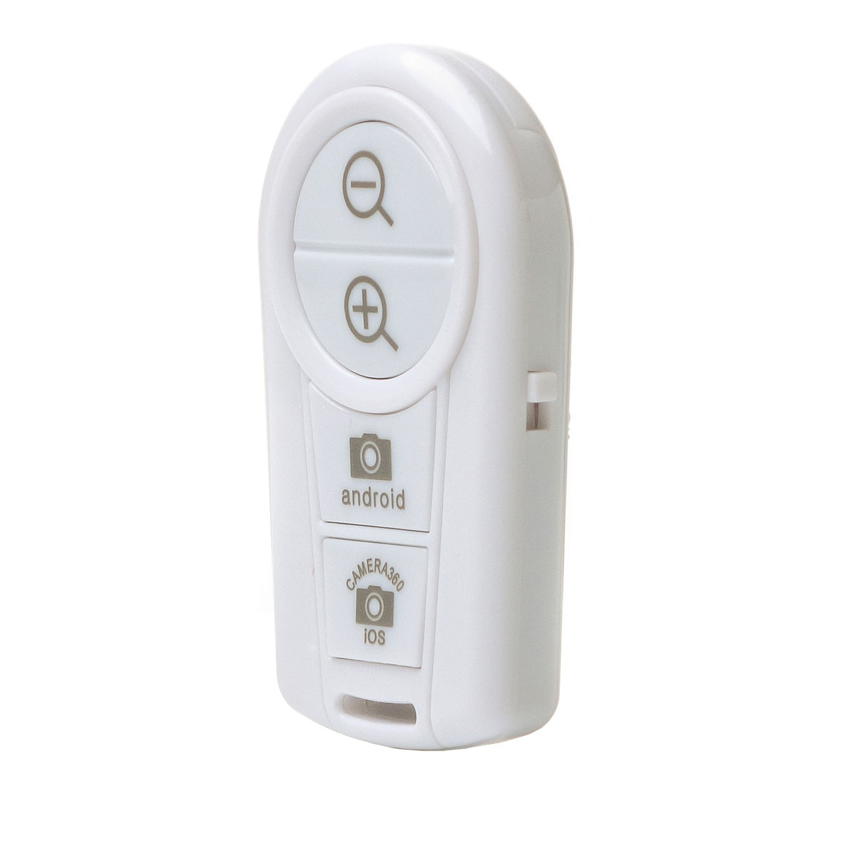 Harper RSB-201, White Bluetooth-кнопкаRSB-201 WhiteУниверсальная Bluetooth-кнопка Harper RSB-201 предназначена для дистанционного спуска затвора фотокамеры устройств на платформе iOs/Android. Имеет функцию приближения.