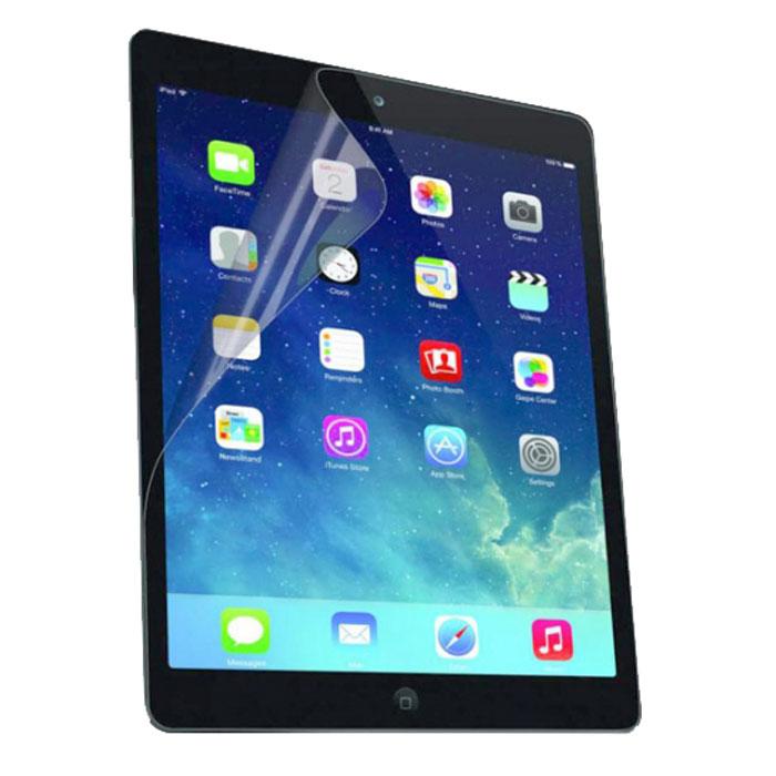 Harper SP-S IPAD A защитная пленка для Apple iPad Air, глянцеваяSP-S IPAD AГлянцевая защитная пленка Harper SP-S IPAD A для Apple iPad Air. Изготовлена из многослойного материала РЕТ. Защищает экран от царапин и влаги, не деформируется со временем и не искажает изображение.В комплект входит все необходимое для установки пленки.