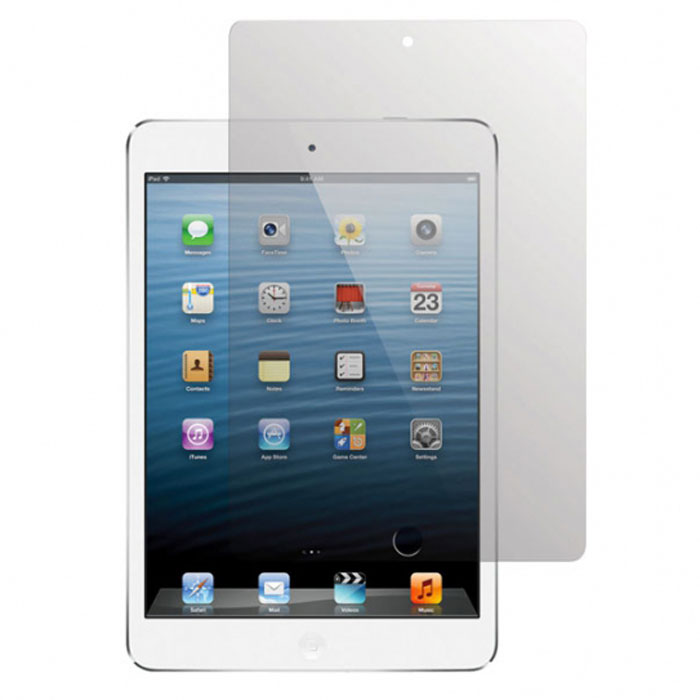 Harper SP-M IPAD A защитная пленка для Apple iPad Air, матоваяSP-M IPAD AМатовая защитная пленка Harper SP-M IPAD A для Apple iPad Air. Изготовлена из многослойного материала РЕТ. Защищает экран от царапин и влаги, не деформируется со временем и не искажает изображение.В комплект входит все необходимое для установки пленки.