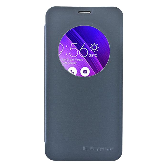 IT Baggage чехол для Asus ZenFone 2 ZE551ML/ZE550ML, BlueITASZ2-4Ультратонкий чехол IT Baggage для Asus ZenFone 2 ZE551ML/ZE550ML - это стильный и лаконичный аксессуар, позволяющий сохранить телефон в идеальном состоянии. Надежно удерживая технику, чехол защищает корпус от появления царапин, налипания пыли и механических повреждений. Также обеспечивает свободный доступ ко всем разъемам и клавишам устройства. Чтобы корректно высвечивались часы при закрытой крышке, не забудьте активировать соответствующую функцию в меню Настройки - Asus View Flip Cover.
