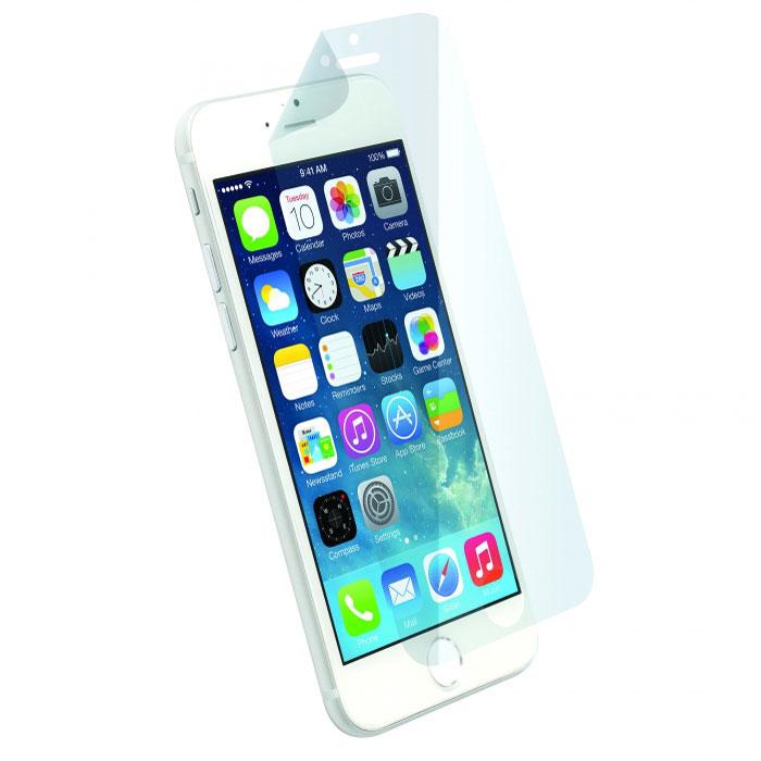 Harper SP-M IPH6 защитная пленка для Apple iPhone 6, матоваяSP-M IPH6Матовая защитная пленка Harper SP-M IPH6 для Apple iPhone 6. Изготовлена из многослойного материала РЕТ. Защищает экран от царапин и влаги, не деформируется со временем и не искажает изображение.В комплект входит все необходимое для установки пленки.