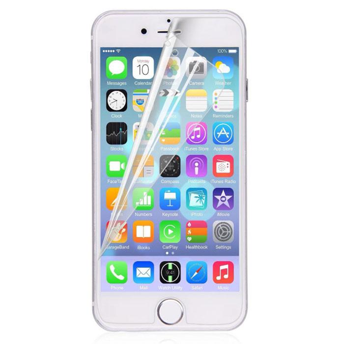 Harper SP-S IPH6P защитная пленка для Apple iPhone 6 Plus, глянцеваяSP-S IPH6PГлянцевая защитная пленка Harper SP-S IPH6P для Apple iPhone 6 Plus. Изготовлена из многослойного материала РЕТ. Защищает экран от царапин и влаги, не деформируется со временем и не искажает изображение.В комплект входит все необходимое для установки пленки.