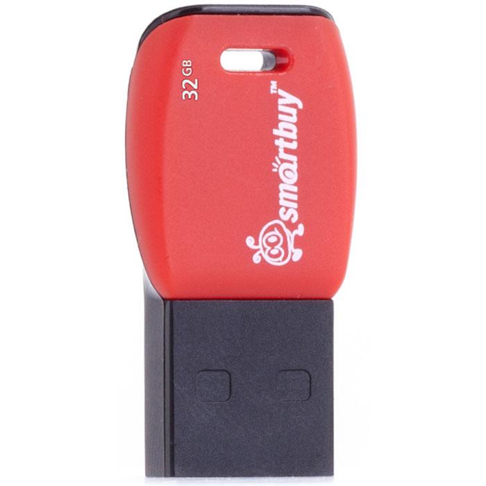 SmartBuy Cobra 32GB, Red USB-накопитель - Носители информации