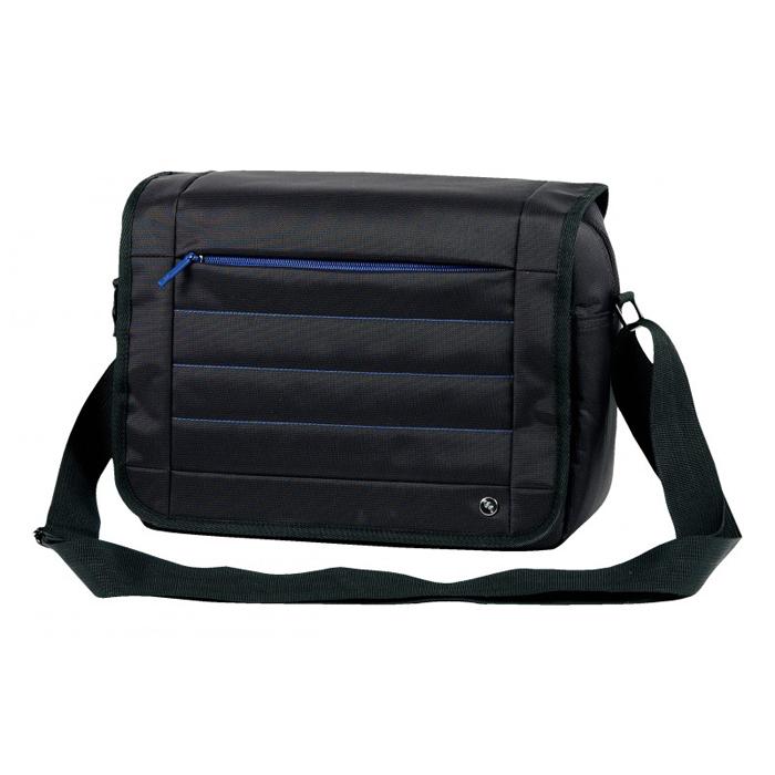 TNB DCMCAS1, Black Blue сумка для фотоаппаратаDCMCAS1TNB DCMCAS1 - надежная и удобная сумка для фотокамеры и аксессуаров к ней. В передний карман также можно положить карты памяти, мобильный телефон и т.д. Изготовленная из качественных материалов материалов, эта сумка защитит вашу фототехнику от непогоды и механических повреждений.
