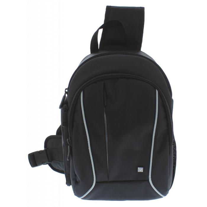 TNB DCTRIPOS1 рюкзак для фототехники, BlackDCTRIPOS1TNB DCTRIPOS1 - удобный и надежный рюкзак для вашей фототехники с многочисленными карманами для аксессуаров. Имеется также отверстия для наушников на боковой стороне. Данная модель изготовлена качественных материалов, поэтому надежно защитит вашу фотокамеру от непогоды и механических повреждений.