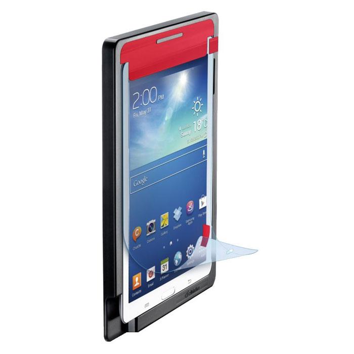 Cellular Line SPEFGTAB3T3100 защитная пленка для Samsung Galaxy Tab 3 8, прозрачнаяSPEFGTAB3T3100Cellular Line SPEFGTAB3T3100 - защитная пленка для планшета Samsung Galaxy Tab 3 с диагональю 8 дюймов. Специальный аппликатор поможет вам максимально аккуратно наклеить пленку на экран, предотвращая появление воздушных пузырьков. Пленка надежно защитит от царапин не уменьшая при этом яркость дисплея.