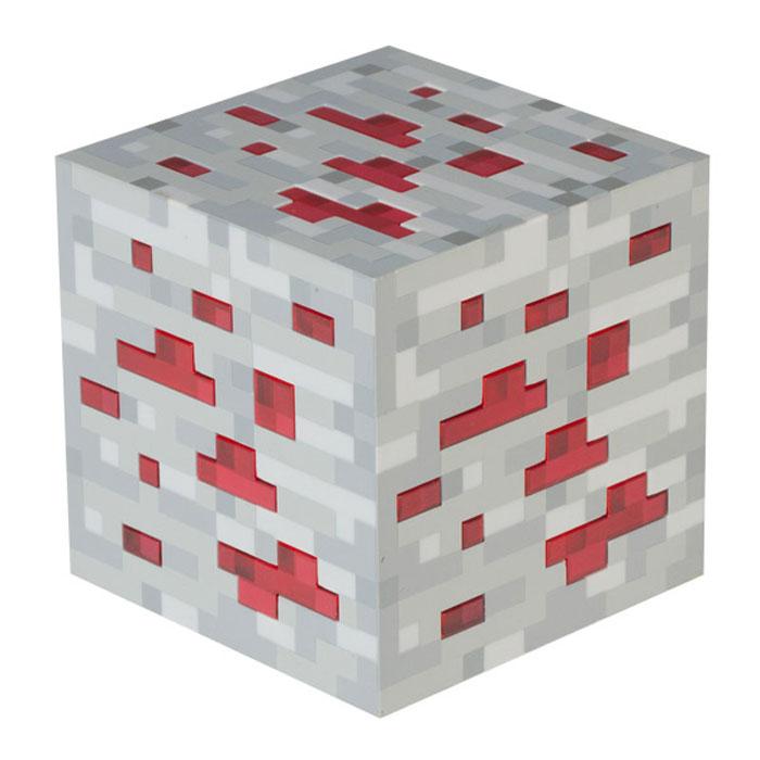 Лампа настольная Minecraft Redstone Ore