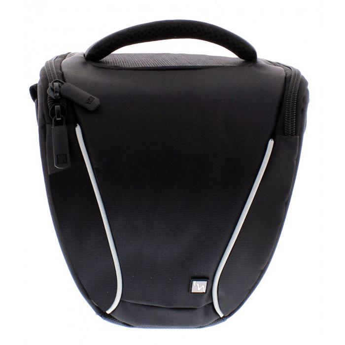 TNB DCCOS1R, Black сумка для фотоаппаратаDCCOS1RTNB DCCOS1R - компактная и прочная сумка с плотной пенной прокладкой для защиты вашей фотокамеры. Внутри также имеется сетчатый карман для аксессуаров (карт памяти, кабелей и батарей).