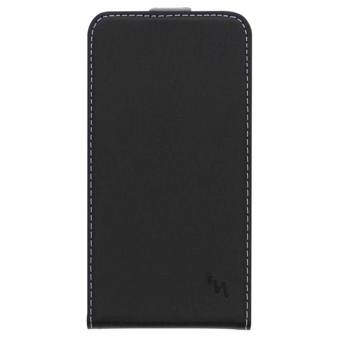 TNB SGAL52B чехол для Samsung Galaxy S5, BlackSGAL52BTNB SGAL52B - элегантный кожаный чехол для Samsung Galaxy S5. Он гарантирует оптимальную защиту смартфона от царапин и ударов. Во внутреннем отделении можно хранить визитные карточки или кредитные карты. Обеспечивает свободный доступ ко всем разъемам и клавишам устройства