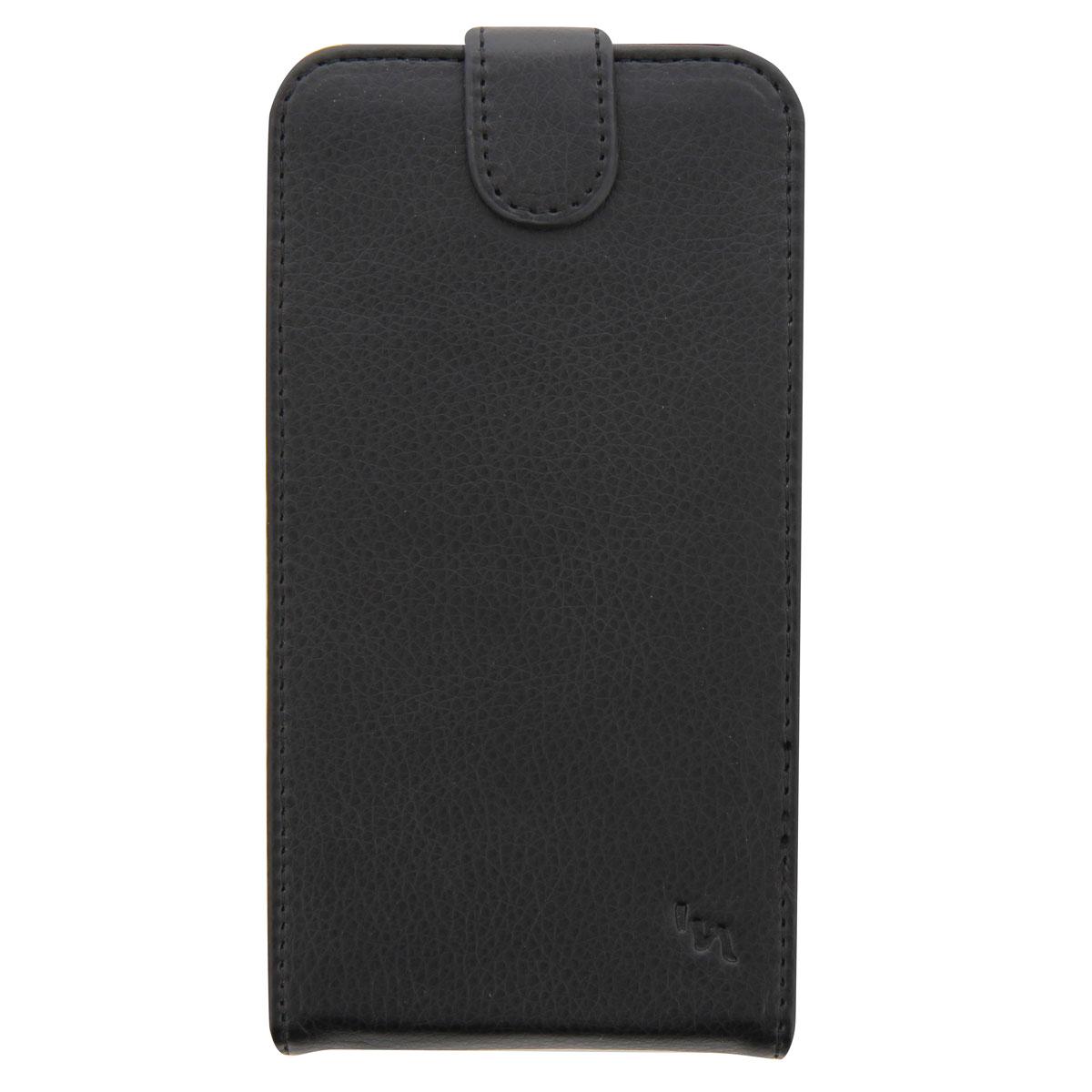 TNB UPFLAPBKL универсальный чехол для смартфонаUPFLAPBKLУниверсальный чехол TNB UPFLAPBKL для смартфонов с диагональю до 5,7 - это стильный и лаконичный аксессуар, позволяющий сохранить устройство в идеальном состоянии. Надежно удерживая технику, чехол защищает корпус и дисплей от появления царапин, налипания пыли. Имеет свободный доступ ко всем разъемам устройства.