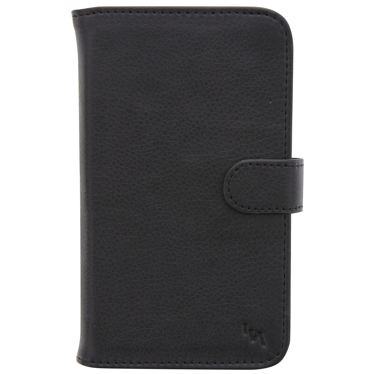 TNB UPFOLBKL чехол-книжка, BlackUPFOLBKLУниверсальный чехол-книжка TNB UPFOLBKL для смартфонов с диагональю до 5,7 - это стильный и лаконичный аксессуар, позволяющий сохранить устройство в идеальном состоянии. Надежно удерживая технику, чехол защищает корпус и дисплей от появления царапин, налипания пыли. Имеет свободный доступ ко всем разъемам устройства.
