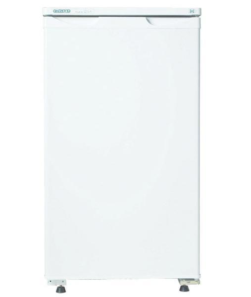 Саратов 452 (КШ-120) холодильник153Холодильник «Саратов» 452 (кш160) функционален, эргономичен и удобен в эксплуатации. Прибор имеет механическое управление, на внутренней панели расположен поворотный регулируемый термостат. Класс энергопотребления B, расход электроэнергии составляет 219 кВтч в год. Размораживать холодильник необходимо вручную. В холодильной камере имеются полки из стеклопластика. Предусмотрен ящик для овощей и фруктов.