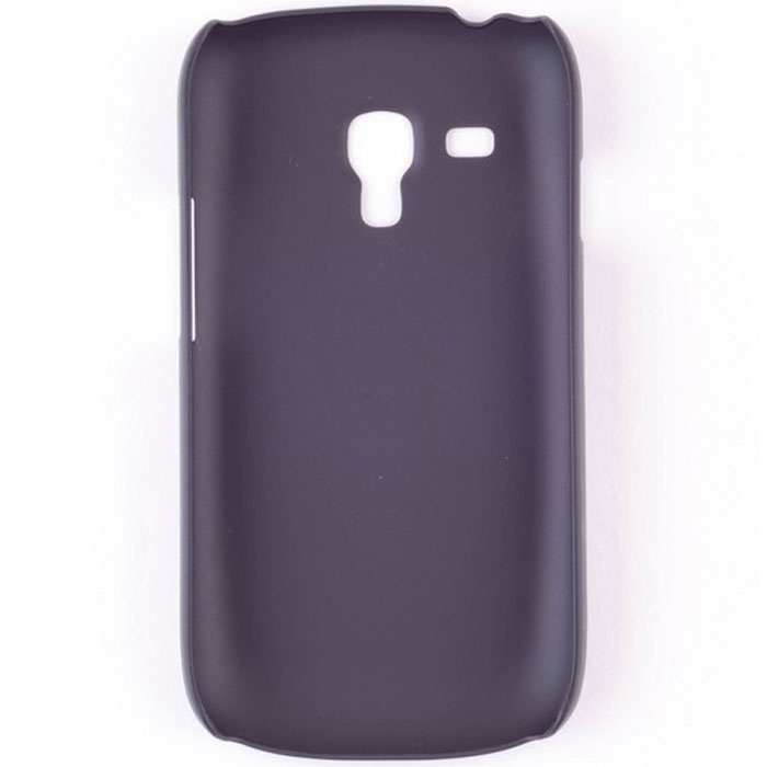 Nillkin Super Frosted Shield чехол для Samsung Galaxy SIII mini, Black чехол для samsung g900f g900fd galaxy s5 nillkin super frosted белый