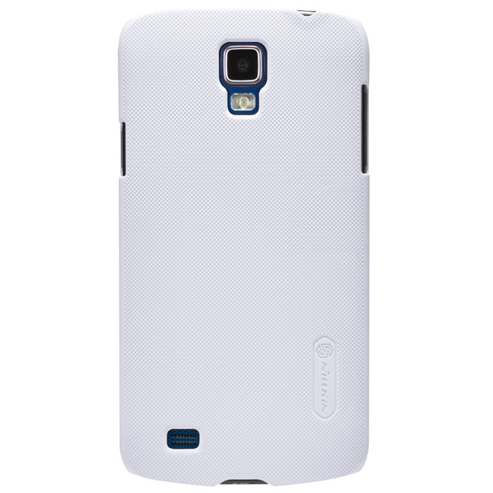 Nillkin Super Frosted Shield чехол для Samsung Galaxy S4 Active, White чехол для samsung g900f g900fd galaxy s5 nillkin super frosted белый
