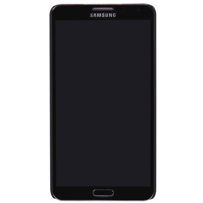 Nillkin Super Frosted Shield чехол для Samsung Galaxy Note 3, Black