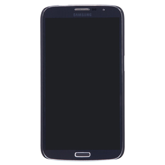 Nillkin Super Frosted Shield чехол для Samsung Galaxy Mega 6.3, Black чехол для samsung g900f g900fd galaxy s5 nillkin super frosted белый