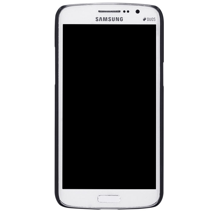 Nillkin Super Frosted Shield чехол для Samsung Galaxy Grand 2, Black чехол для samsung g900f g900fd galaxy s5 nillkin super frosted белый