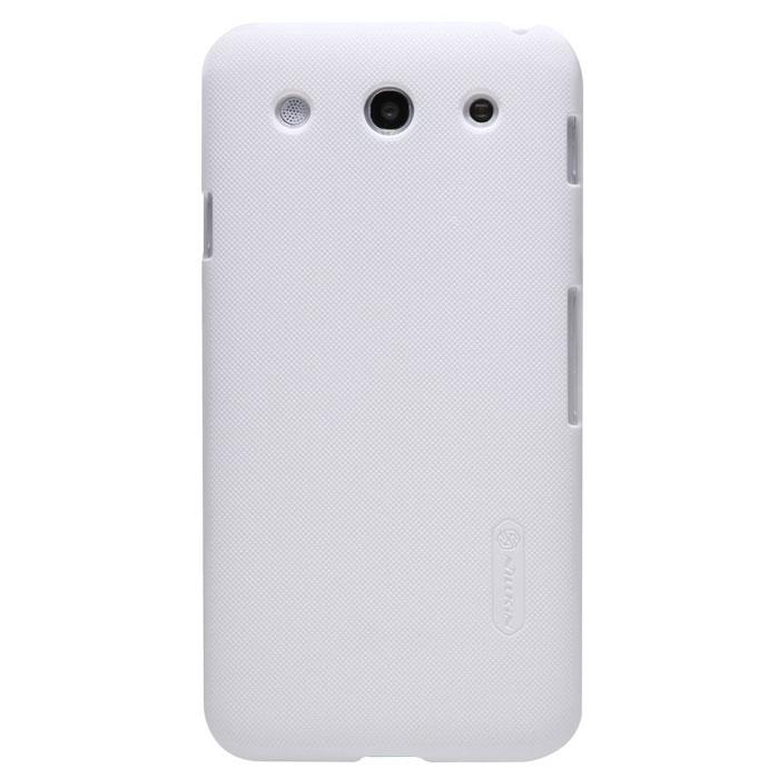 Nillkin Super Frosted Shield чехол для LG Optimus G Pro (E980/E988), WhiteT-N-LGE980-002Чехол Nillkin Super Frosted Shield для LG Optimus G Pro (E980/E988) изготовлен из экологически чистого поликарбоната путем высокотемпературной высокоточной формовки. Обе стороны чехла выполнены в соответствии с самой современной технологией изготовления матовых материалов, устойчивых к оседанию пыли, и покрыты краской, светящейся под воздействием ультрафиолета. Элегантный дизайн, чехол приятен на ощупь. Жесткость чехла предотвращает телефон от повреждений во время транспортировки. Размер чехла точно соответствует размеру телефона с четким соответствием всех функциональных отверстий. Вы можете использовать чехол, как вам будет удобно. Он изготовлен из цельной пластины методом загиба, износостойкий, устойчив к оседанию пыли, не скользит, устойчив к образованию отпечатков, легко чистится.СупертонкийНе скользит в руках