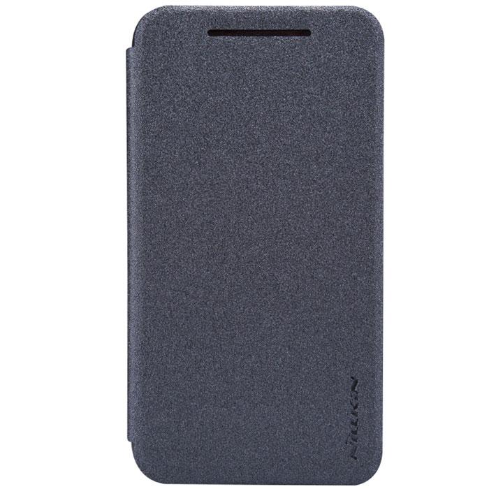 Nillkin Sparkle Leather Case чехол для HTC Desire 210, BlackT-N-HD210-009Чехол Nillkin Sparkle Leather Case для HTC Desire 210 выполнен из высококачественного поликарбоната и искусственной кожи. Он надежно фиксирует и защищает смартфон при падении. Обеспечивает свободный доступ ко всем разъемам и элементам управления.