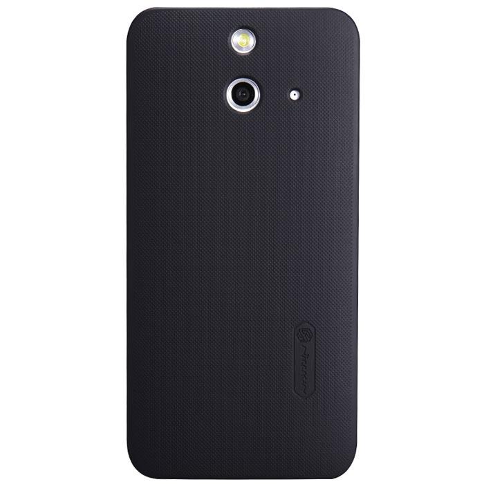 Nillkin Super Frosted Shield чехол для HTC One (E8), BlackT-N-HOE8-002Чехол Nillkin Super Frosted Shield для HTC One (E8) изготовлен из экологически чистого поликарбоната путем высокотемпературной высокоточной формовки. Обе стороны чехла выполнены в соответствии с самой современной технологией изготовления матовых материалов, устойчивых к оседанию пыли, и покрыты краской, светящейся под воздействием ультрафиолета. Элегантный дизайн, чехол приятен на ощупь. Жесткость чехла предотвращает телефон от повреждений во время транспортировки. Размер чехла точно соответствует размеру телефона с четким соответствием всех функциональных отверстий. Вы можете использовать чехол, как вам будет удобно. Он изготовлен из цельной пластины методом загиба, износостойкий, устойчив к оседанию пыли, не скользит, устойчив к образованию отпечатков, легко чистится.СупертонкийНе скользит в руках
