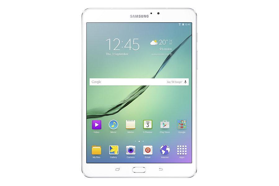 Samsung Galaxy Tab S 2 SM-T710, WhiteSM-T710NZWESERSamsung Galaxy Tab S2 – планшет для легкой жизни.Не важно где вы находитесь, он будет всегда с вами. Легкий, тонкий, стильный – он решает любые задачи на лету, будь то офисная презентация и таблицы Excel или самые современные игры.Непревзойденный экран SuperAMOLED передаст все мельчайшие детали фотографии или видео с яркими реалистичными цветами. Не нужно компромиссов – живите легко с Samsung Galaxy Tab S2.Исключительно легкий и тонкий Galaxy Tab S2 тонкий и легкий планшет сочетающий в себе высокую производительность, передовой экран. Этот планшет создан для того, чтобы с ним не расставалисьПовышенная производительность Экран планшета Galaxy Tab S2 с соотношением сторон 4:3 обеспечивает идеальные условия для выполнения ваших офисных задач. Используйте обложку-клавиатуру с планшетом Galaxy Tab S2 как обычный компьютер, когда вам нужно работать с разными офисными документами.Красочное продолжение реальности8-мегапиксельная камера планшета Galaxy Tab S2 со светосильным объективом (f/1,9) позволяет делать яркие и четкие снимки и снимать видео даже при низком уровне освещенности. На контрастном и ярком экране с матрицей Super AMOLED, которая передает 94% цветов вы не упустите ни одной детали.Отпечаток пальца - ваш лучший пароль Ваши данные под надежной защитой. Активируйте функцию безопасности по отпечатку пальца нажатием кнопки home. Используйте функцию контроля доступа по отпечатку пальца к вашему веб-браузеру, режиму блокировки экрана и к вашему аккаунту Samsung.Планшет сертифицирован Ростест и имеет русифицированный интерфейс, меню и Руководство пользователя.