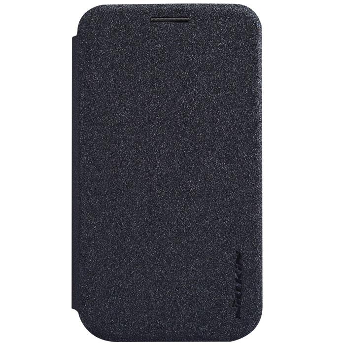 Nillkin Sparkle Leather Case чехол для LG L40 (D170), BlackT-N-LL40-009Чехол Nillkin Sparkle Leather Case для LG L40 (D170) изготовлен из высококачественной искусственной кожи с перламутровым покрытием. Основа чехла состоит из поликарбоната. Благодаря чувствительному материалу, из которого выполнено функциональное окно, отсутствует необходимость открывать чехол для того, чтобы ответить на вызов, проверить время, воспользоваться камерой или любой другой функцией. Очень удобно и практично.УльтратонкийВодостойкийПротивоскользящийФункциональность: умный сон, автопробуждение