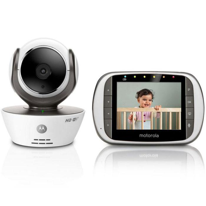 Видеоняня  Motorola МВР853 Connect  - Безопасность ребенка