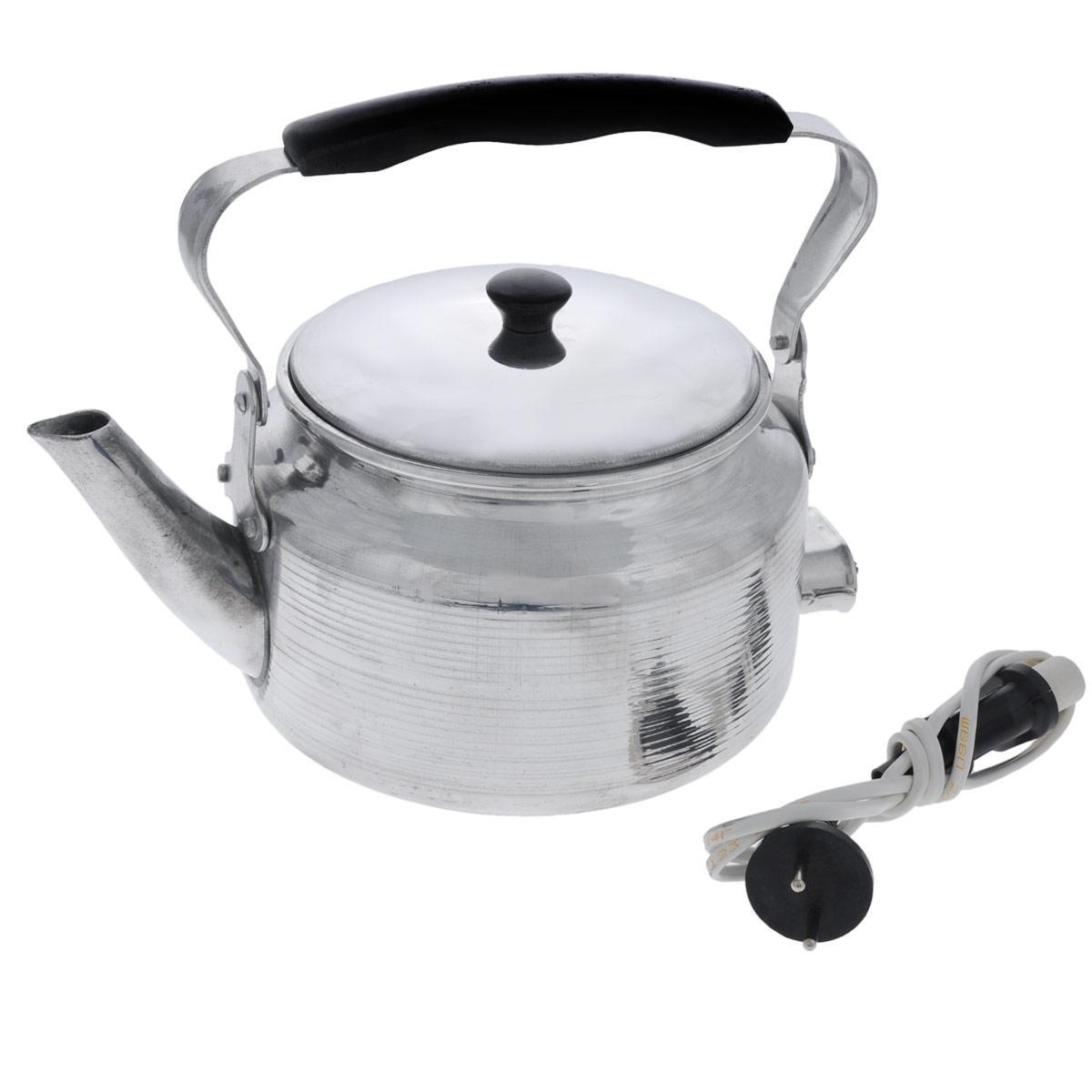 Эрг-AL Москва (ЭЧ-2) электрический чайникЧЭ 2 МоскваЭлектрический чайник Эрг-AL ЭЧ-2 хороший выбор на каждый день. Он оснащен нагревательным элементом мощностью 1000 Вт, объем составляет 2 литра, а сам корпус электрочайника выполнен из алюминия, что придает ему не только привлекательности, но и прослужит вам не один год.