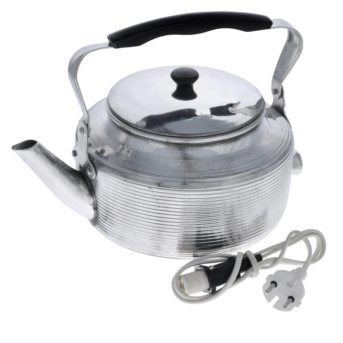 Эрг-AL Москва (ЭЧ-3) электрический чайникЧЭ 3 МоскваЭлектрический чайник Эрг-AL ЭЧ-3 хороший выбор на каждый день. Он оснащен нагревательным элементом мощностью 1250 Вт, объем составляет 3 литра, а сам корпус электрочайника выполнен из алюминия, что придает ему не только привлекательности, но и прослужит вам не один год.