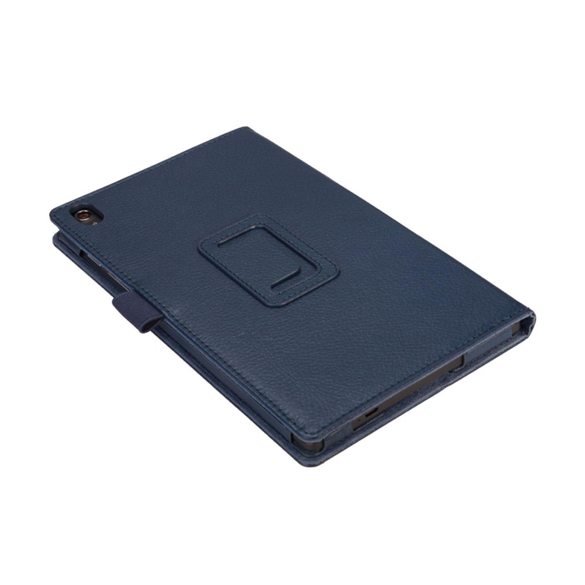 IT Baggage чехол для Lenovo Idea Tab 2 8 A8-50, BlueITLN2A802-4IT Baggage для Lenovo Idea Tab 2 8 A8-50 - удобный и надежный чехол, который надежно защищает ваше устройство от внешних воздействий, грязи, пыли, брызг. Данный чехол поможет при ударах и падениях, смягчая их, и не позволяя образовываться на корпусе царапинам, потертостям. Кроме того, он будет незаменим при длительной транспортировке устройства. Обеспечивает свободный доступ ко всем разъемам и клавишам планшета.