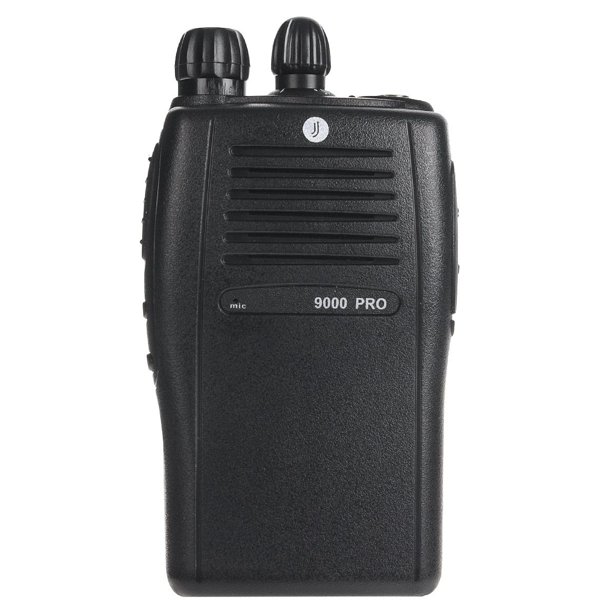 Радиостанция JJ-Connect 9000 PROTLKR-T80EXTJJ-Connect 9000 PRO проста в эксплуатации и отлично подойдет для сотрудников охранных агентств или для использования на строительном объекте, Вы всегда можете рассчитывать на высокое качество связи и надежность. Радиостанция JJ-Connect 9000 PRO относится к универсальному классу - она может работать как в LPD, так и в PMR диапазоне.Рация имеет 16 программируемых каналов. Обладает прочным и долговечным корпусом. Радиостанция поддерживает функцию VOX (управляемое голосом начало трансляции) и отлично работает вместе с гарнитурами hands-free. Также Вы можете выбирать между режимами высокой/низкой мощности и осуществлять сканирование/мониторинг с отсечкой загруженных каналов.Переключаемые режимы уровня мощности;Сканирование/мониторинг каналов;16 программируемых каналов памяти;Функция VOX;Поддержка гарнитур hands-free;Прочный водозащищенный корпус.
