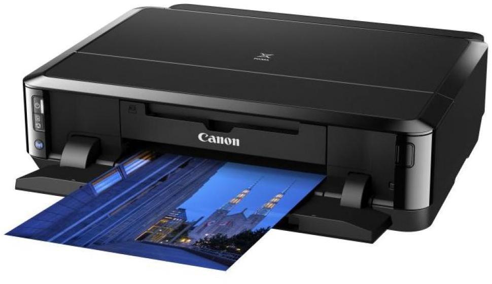 Canon Pixma iP7240 струйный принтер6219B007Canon PIXMA iP7240 - быстрый, низкопрофильный фотопринтер с функциями Wi-Fi, автоматической двусторонней печати и прямой печати на диски.Высокопроизводительный фотопринтер с 5 отдельными картриджами, функцией Wi-Fi и возможностью печати со смартфона. Низкопрофильный дизайн, два встроенных лотка для бумаги, функции автоматической двусторонней печати и прямой печати на диски.