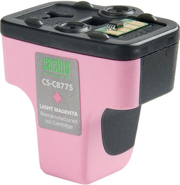 Cactus CS-C8775, Light Magenta струйный картридж для HP PhotoSmart 3213/3313/8253/C5183/C6183/C6283