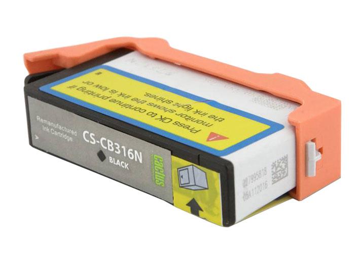 Cactus CS-CB316N, Black струйный картридж для HP PhotoSmart B8553/C5383/C6383/D5463/5510CS-CB316NКартридж Cactus CS-CB316N для струйных принтеров HP.Расходные материалы Cactus для монохромной печати максимизируют характеристики принтера. Обеспечивают повышенную чёткость чёрного текста и плавность переходов оттенков серого цвета и полутонов, позволяют отображать мельчайшие детали изображения. Обеспечивают надежное качество печати.
