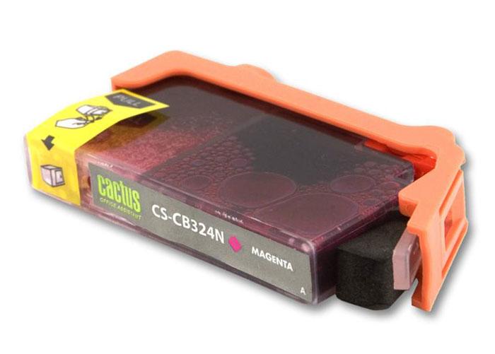 Cactus CS-CB324N, Magenta струйный картридж для HP PhotoSmart B8553/C5383/C6383CS-CB324NКартридж Cactus CS-CB324N для струйных принтеров HP PhotoSmart.Расходные материалы Cactus для печати максимизируют характеристики принтера. Обеспечивают повышенную четкость изображения и плавность переходов оттенков и полутонов, позволяют отображать мельчайшие детали изображения. Обеспечивают надежное качество печати.