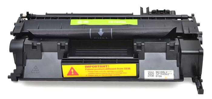 Cactus CS-CE505AS, Black тонер-картридж для HP LJ P2055/P2035CS-CE505ASКартридж Cactus CS-CE505AS для лазерных принтеров HP.Расходные материалы Cactus для лазерной печати максимизируют характеристики принтера. Обеспечивают повышенную чёткость чёрного текста и плавность переходов оттенков серого цвета и полутонов, позволяют отображать мельчайшие детали изображения. Обеспечивают надежное качество печати.