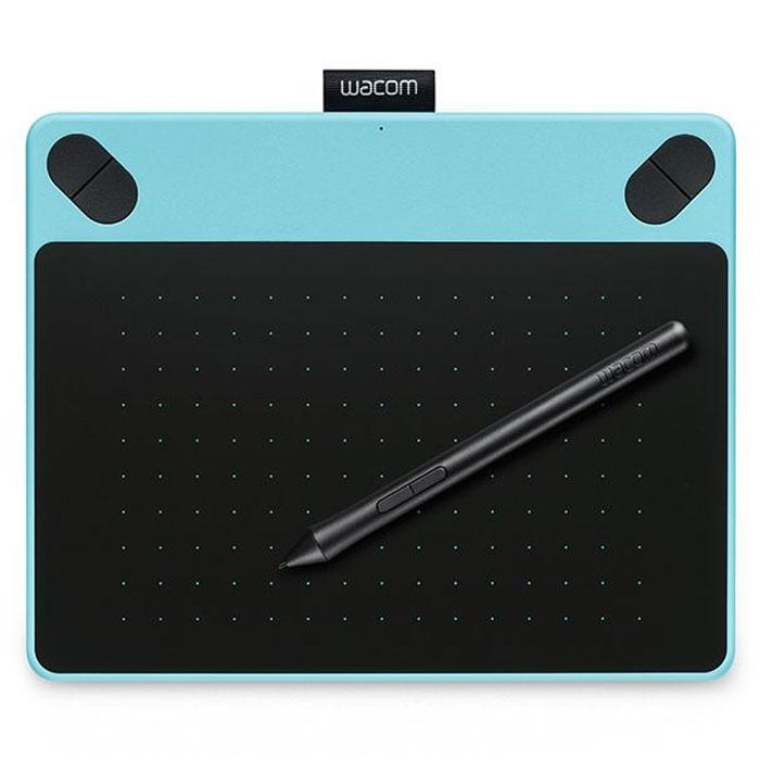 Wacom Intuos Art PT S, Blue графический планшет (CTH-490AB-N)CTH-490AB-NУ вас уже имеются художественные навыки? Продемонстрируйте их миру с помощью Intuos Art. Работайте над эскизами, раскрашивайте, создавайте дизайны и редактируйте с использованием чувствительного к нажатию пера на цифровом холсте. Творите, создавая естественные штрихи красками, пастелью, чернилами, угольными карандашами и другими инструментами. От концепции до готового произведения - Intuos Art в вашем распоряжении.Intuos Art поставляется в комплекте со всеми необходимыми инструментами, службами и учебниками для создания иллюстраций. Первые шаги не вызовут у вас никаких трудностей - перо ведет себя точно так же, как и обычные кисти, маркеры и карандаши, к которым вы привыкли.Наконечник пера чувствителен к 1024 уровням нажимаМаксимальная высота считывания пера: 16 ммПоддерживает технологию multi-touch жестов для прокрутки, масштабирования, вращения и т.п.Эргономичное перо без батареек с двумя кнопкамиИмитирующая бумагу поверхность планшета с соотношением сторон 16:10Зеркально-симметричный дизайн планшета - для работы и правшей и левшейЧетыре программируемые клавиши ExpressKeys для быстрого вызова функцийСпециальный держатель для его удобного хранения пераПростое подключение через USB-портВозможность подключения к компьютеру беспроводным способом с аксессуаром Wireless Kit (приобретается отдельно)