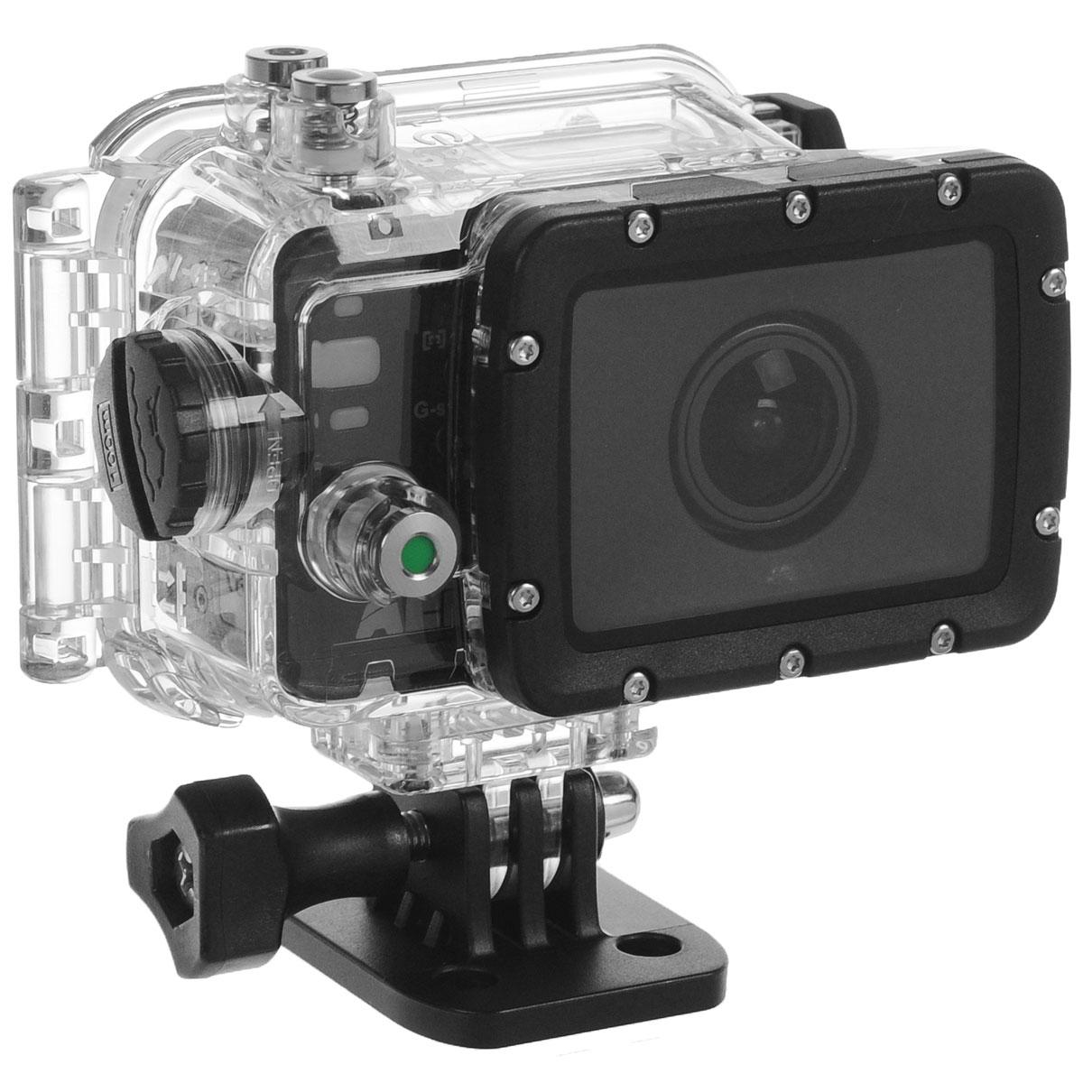 AEE S50+ Magicam экшн-камераS50+AEE экшн-камера S50+ - это революционное решение среди камер для экстремальной съемки. Принципиально новый и современный дизайн, повышенный уровень эргономики, качество съемки Full HD позволяют записать видеоролик, который передаст атмосферу даже самого опасного приключения!Разрешение фотосъемки: 8 MпиксФормат изображений: JPEGСъемная литиевая батарея: 1500мAч, что обеспечивает до 2.5 часов записи видеоТемпература хранения : -20 - 60°СТемпература эксплуатации : -10 - 50°СВлажность во время эксплуатации: 15-85% относительной влажности