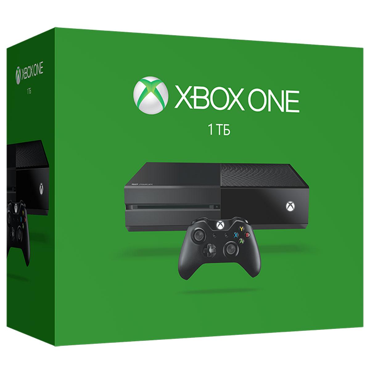 Игровая приставка Xbox One 1 ТБ5C6-00061Xbox One - игровая консоль компании Microsoft c лучшими играми и самым продвинутым мультиплеером за всю историю Xbox. Благодаря регулярным обновлениям и улучшениям Xbox One дает больше возможностей в любимых играх. С помощью стриминга можно играть в игры с Xbox One на любом домашнем ПК или планшете с Windows 10.Не забудьте приобрести подписку Xbox Live Gold (https://www.ozon.ru/context/detail/id/7102216/?item=28577322).4 причины купить Xbox One:Лучшая линейка игр в истории Xbox. Играйте в такие эксклюзивы, как Halo 5: Guardians, Forza Motorsport 6, Gears of War: Ultimate Edition и Quantum Break. Приобретите такие блокбастеры, как Fallout 4, FIFA 16 и Tom Clancys Rainbow Six Siege. Xbox One - это единственная консоль, где вы можете играть в новинки от EA до их официального запуска в течение ограниченного времени с подпиской EA AccessИграйте в игры Xbox 360 на Xbox One. На Xbox One работает функция обратной совместимости, которая позволяет играть в свои любимые игры Xbox 360 на консоли Xbox One без какой-либо дополнительной платы. Количество игр, участвующих в программе, постоянно растет и сейчас составляет более 100 наименований. Xbox Live - международное игровое сообщество. Играйте с друзьями в самой продвинутой многопользовательской сети: сотни тысяч серверов по всему миру обеспечивают максимальную производительность, минимальные задержки и предотвращают читинг.Игры и развлечения вместе. Легко и быстро переключайтесь между играми и приложениями. Используйте такие популярные сервисы, как Skype, ivi.ru, Россия ТВ, Netflix и EA Access.