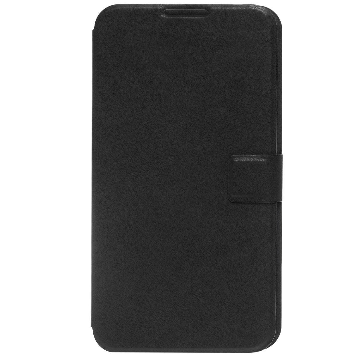 Ecostyle Shell универсальный чехол для телефонов с экраном 6-6,5, Black аксессуар чехол книжка norton 5 5 6 inch универсальный на клейкой основе с выдвижным механизмом black