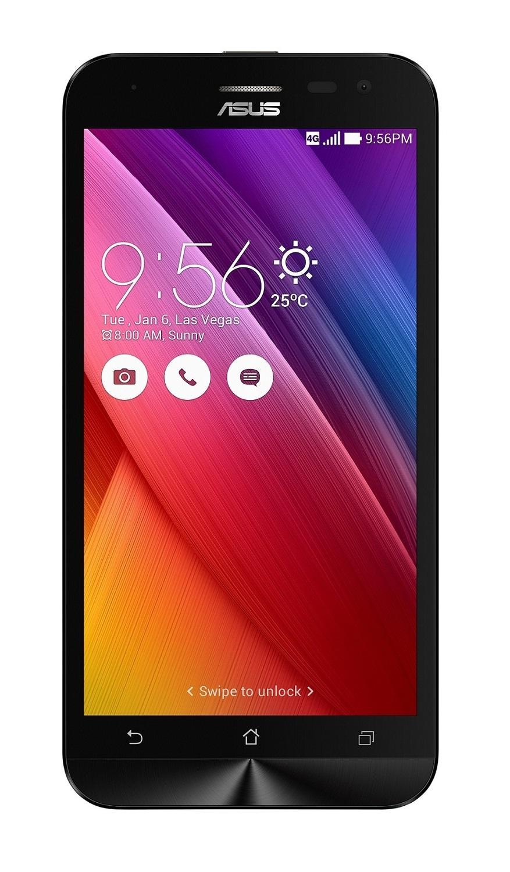 ASUS ZenFone 2 Laser ZE550KL 16GB, Black (90AZ00L1-M00470)90AZ00L1-M00470Беспрецедентная производительность, четкое изображение, интуитивно понятный пользовательский интерфейс – все это вы найдете в новом смартфоне ASUS. ZenFone 2 Laser выполнен в эргономичном корпусе, который удобно ложится в ладонь. Оригинальным и весьма удобным решением в его дизайне является расположенная на задней панели корпуса кнопка, с помощью которой можно делать фотоснимки, изменять громкость звука и т.д. Дополнительной компактности корпуса ZenFone 2 Laser удалось добиться за счет уменьшения толщины экранной рамки. Отношение размера экрана к размеру передней панели составляет целых 70%! Gorilla Glass 4 – последняя версия защитного покрытия дисплея от разработчиков Corning. Она вдвое прочнее предыдущей версии в тесте на падение, обладает в 2,5 раза большей остаточной прочностью и на 85% долговечней при ежедневном использовании. Тыловая камера смартфона ZenFone 2 Laser обладает системой моментальной лазерной фокусировки, срабатывающей всего за 0,3 с, которая способствует получению четких снимков даже в неблагоприятных условиях.
