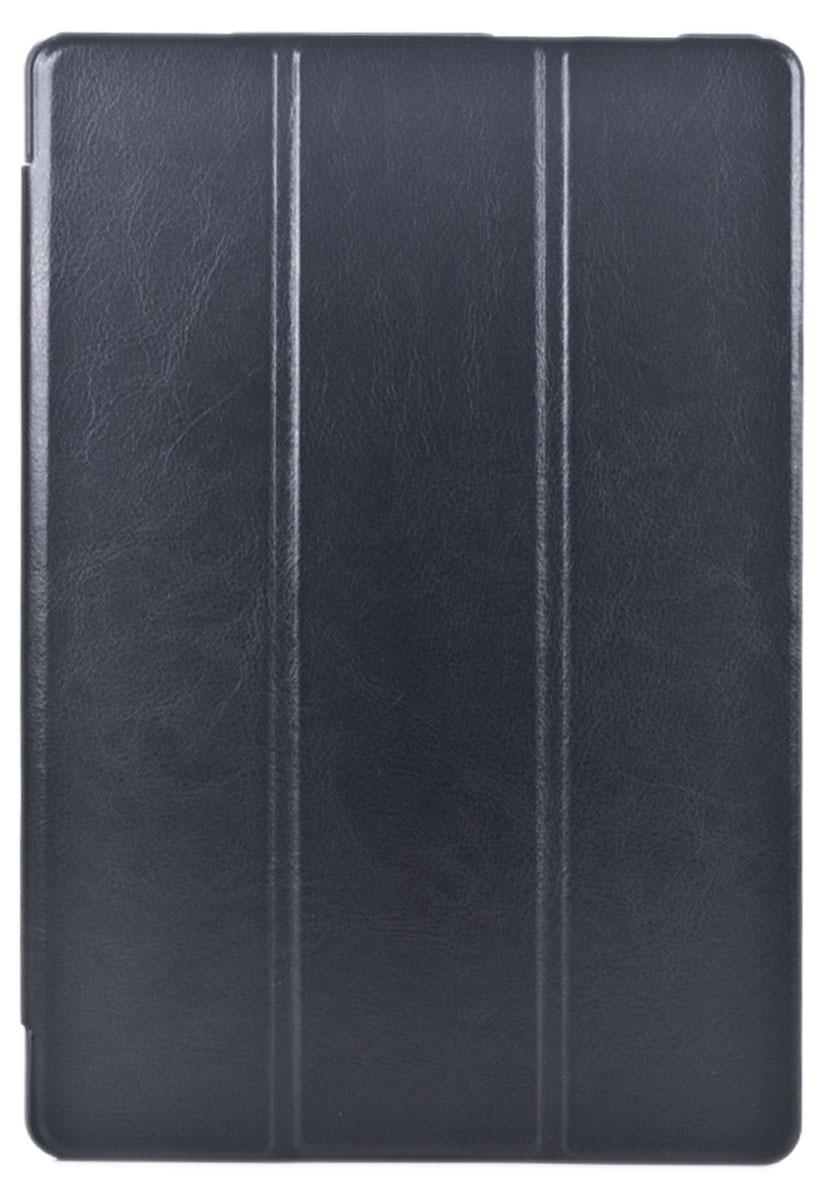 IT Baggage чехол для Asus ZenPad 10 Z300, BlackITASZP1005-1IT Baggage для Asus ZenPad 10 Z300 - удобный и надежный чехол, который надежно защищает ваше устройство от внешних воздействий, грязи, пыли, брызг. Данный чехол поможет при ударах и падениях, смягчая их, и не позволяя образовываться на корпусе царапинам, потертостям. Кроме того, он будет незаменим при длительной транспортировке устройства. Обеспечивает свободный доступ ко всем разъемам и клавишам планшета.