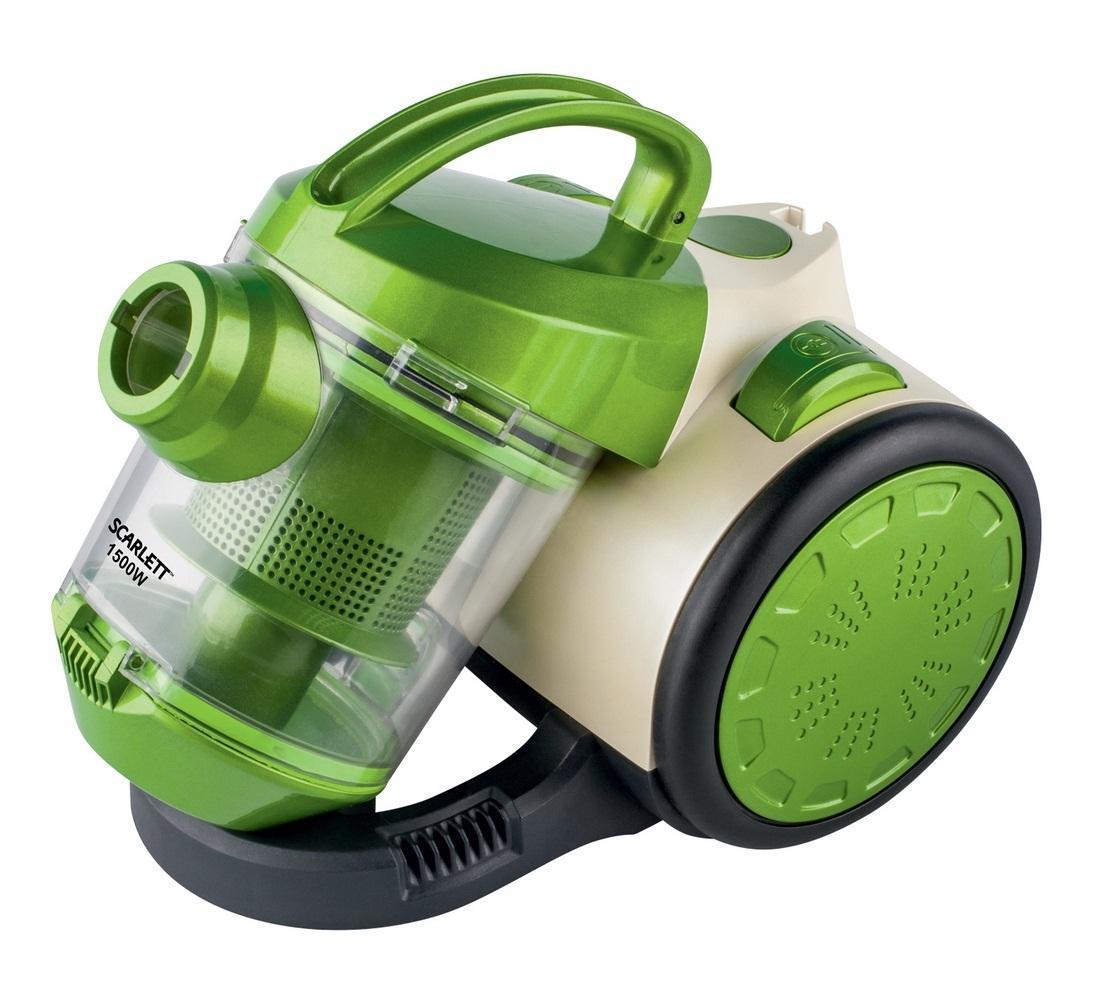 Scarlett SC-VC80C01, Lime бытовой пылесос