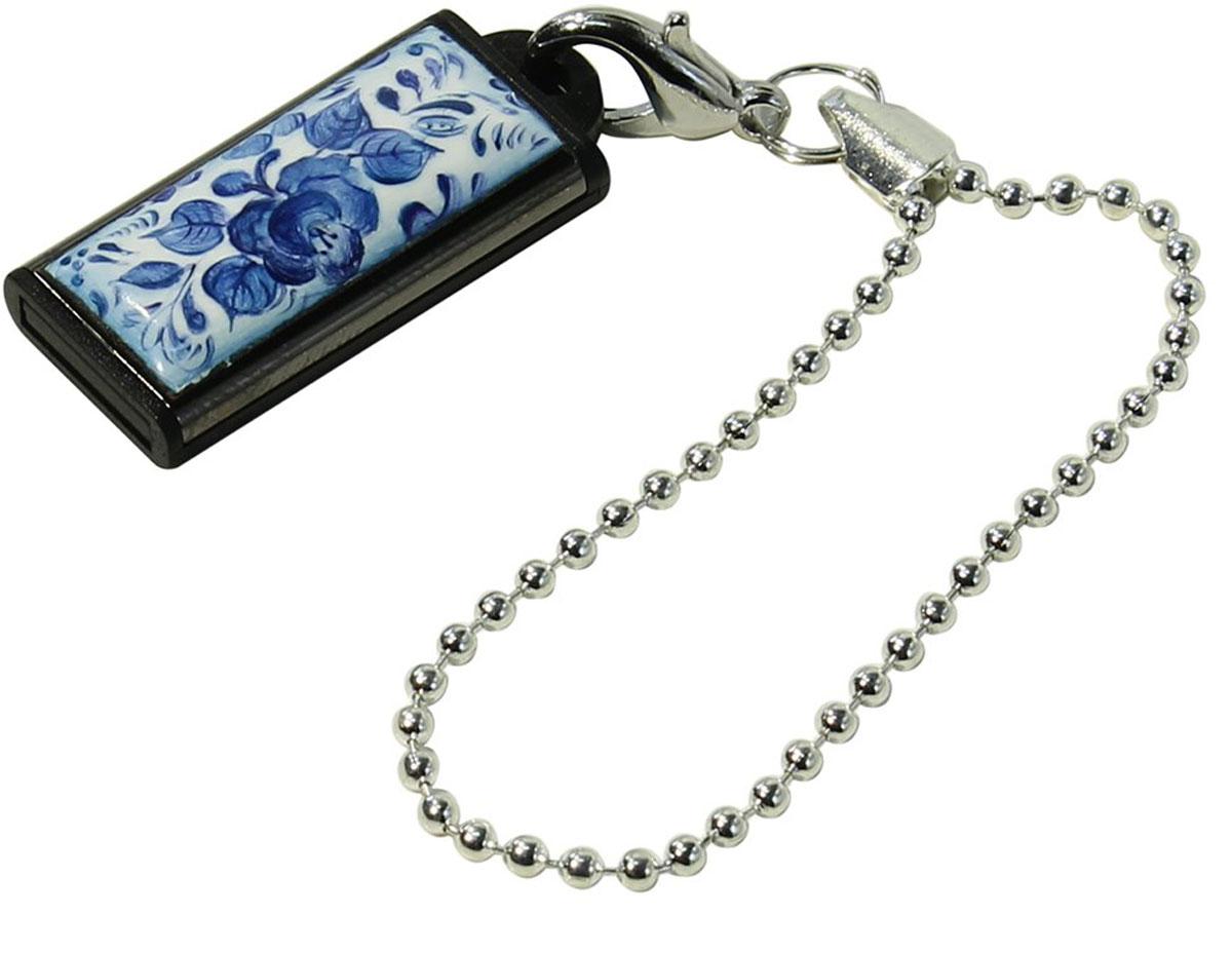 Iconik Гжель 8GB USB флеш-накопитель - Носители информации