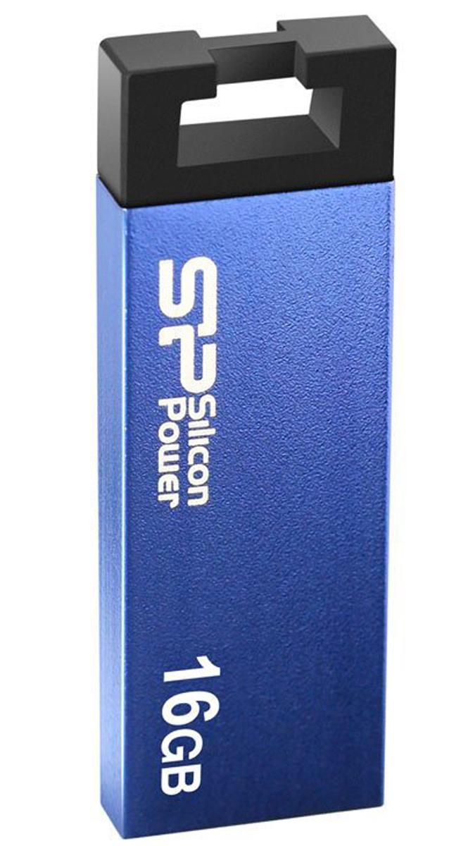 Silicon Power Touch 835 16GB, Blue USB-накопитель - Носители информации