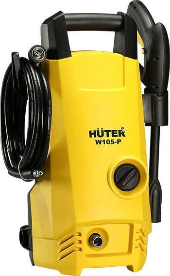 Минимойка Huter W105-PW105-Р